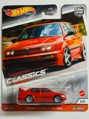 Hot Wheels Premium VW Jetta