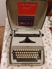 Schreibmaschine Adler Gabriele