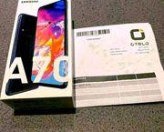 Samsung A70 schwarz