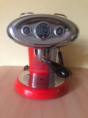 Espressomaschine Rot Iperespresso