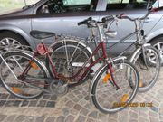 Trecking- und Tourenrad zu verkaufen