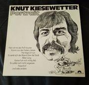 LP SchallplatteKnut Kiesewetter Protrait
