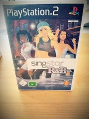Play Station2 singstar R B