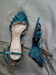 High Heels Sandaletten Gr 40