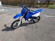 Yamaha YZ 80 Vollcross Motocross