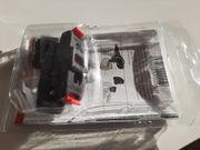 Original Klickfix Satteladapter mit Seilschloßhalter