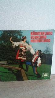 Böhmerland Egerland Heimatland Doppel LP