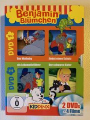 Benjamin Blümchen 2 DVDs 4