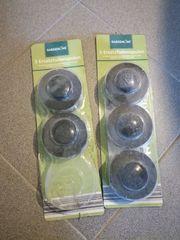 5 Ersatzfadenspulen - Gardenline für Rasentrimmer