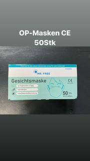 50er Op Maske medizinischer Mundschutz