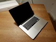 MacBook Pro 15 4 Retina