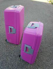 2 Koffer zu verkaufen