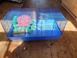 Bild 4 - Nagertierkäfig Käfig Hamsterkäfig - Hohenems