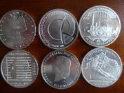 10EUR Münzen Satz 2010 - Hammerpreis
