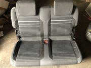 VW Caddy Sitzbank Doppelsitz