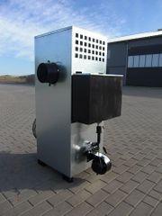 Lufterhitzer NG 30 Räume bis