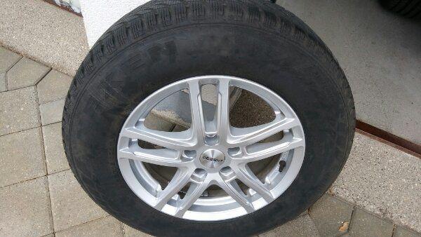 Wintet Reifen Opel Grandkand X
