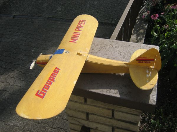 Elekto- Flugmodell