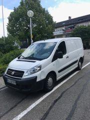 Fiat Scudo Kühlfahrzeug