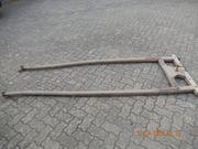 Pferdedeichsel für Leiterwagen