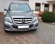 Mercedes GLK 250 mit Offroadpaket