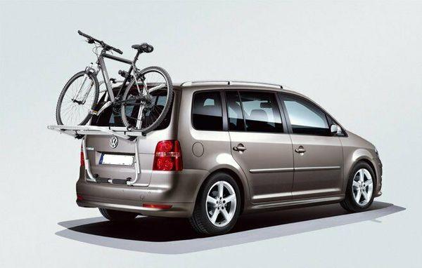 VW Touran Fahrradträger für die