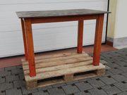 stabiler Tisch Gartentisch Schweißtisch Arbeitstisch