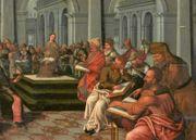 Franck Levieux Zugeschrieben Altmeister-Gemälde der