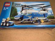 Lego City 4439