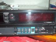 Verkaufe einen VHS Video Recorder