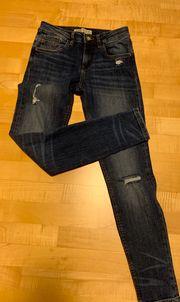 Jeans von Zara Denim