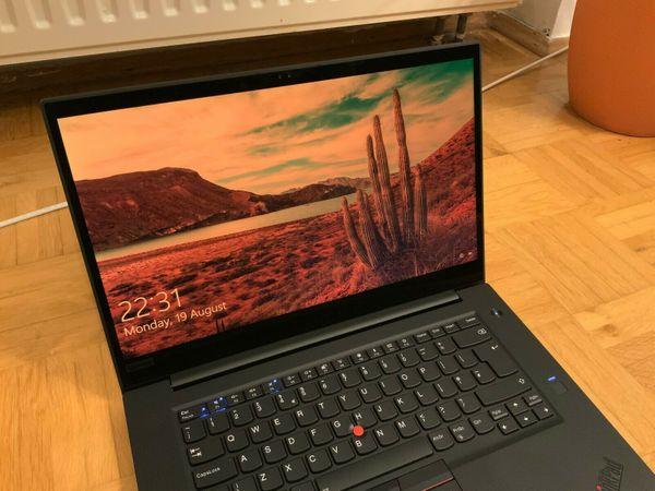 Lenovo Thinkpad X1 Extreme UHD
