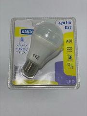 XavaX LED-Lampe 6W Glühlampenform E