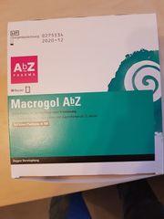 Macrogol Pulver zur besseren Verdauung