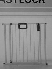 Treppenschutzgitter u Laufstall