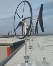Kleinwindkraftanlagen bis 1 5 kW