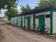 Wohncontainer zu verkaufen