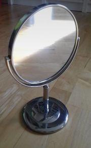 Schminkspiegel Spiegel Chrom