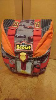 Scout Schulranzen Formel 1