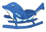 NIVEA - Schaukel Tier aus Holz