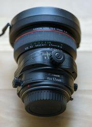 Canon TS-E 17 mm 1
