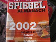 Spiegel Almanach 2002 Die Welt