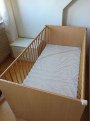 Komplett-Kinderbett 70x140 Buche