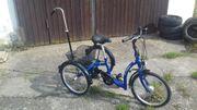Momo Tricycle Fahrrad 20 für