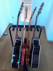 RockStand by Warwick - Multi-Gitarren- Bass-Ständer