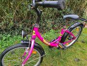 Kinderfahrräder junge Mädchen