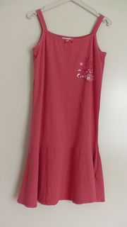 Nettes Sommerkleid in pink