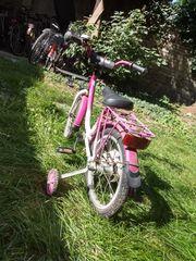 Mädchen Fahrrad