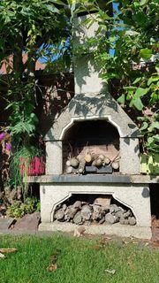 Kamin-Ofen Garten