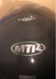 Motorradhelm MTR Damen Größe XS